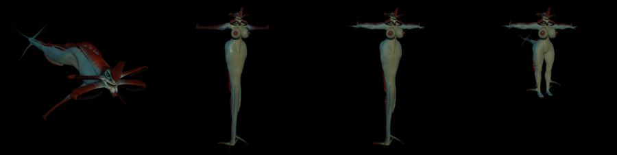 Reaper leviathan(subnautica)