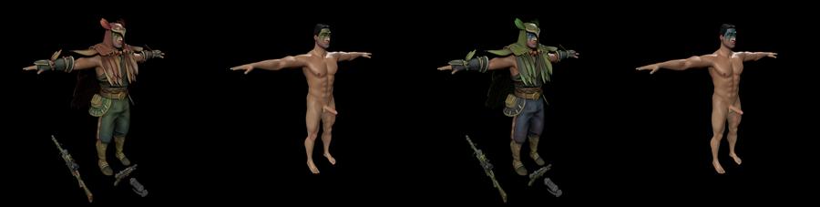 Strix  (Paladins champions of realm)