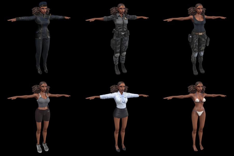 Octavia (Paladins champions of realm)