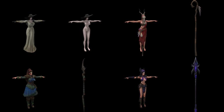 Inara Paladins champions of realm