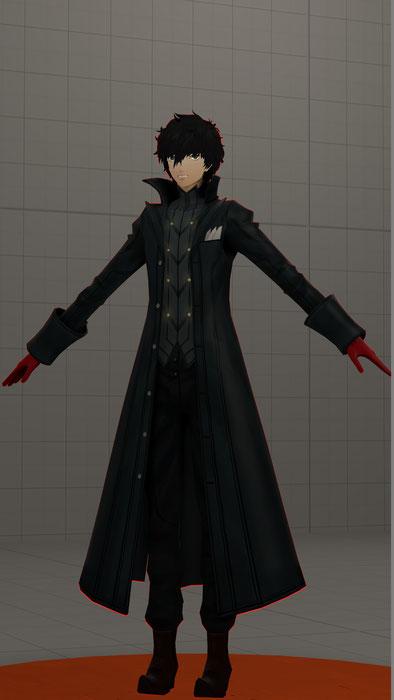 Persona 5 - Akira Kurusu and Persona 5 - Joker