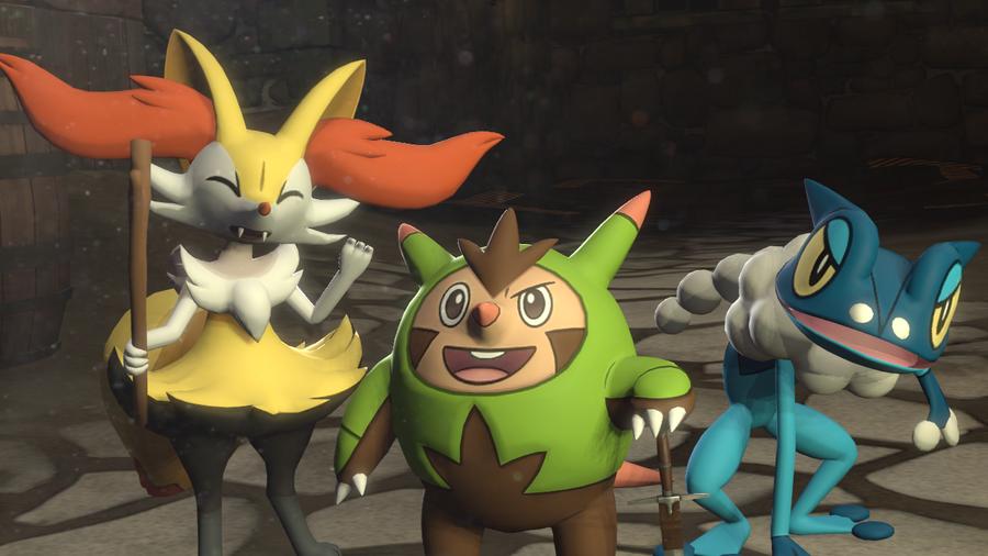 Yunpol's Pokemon (Gen 6)