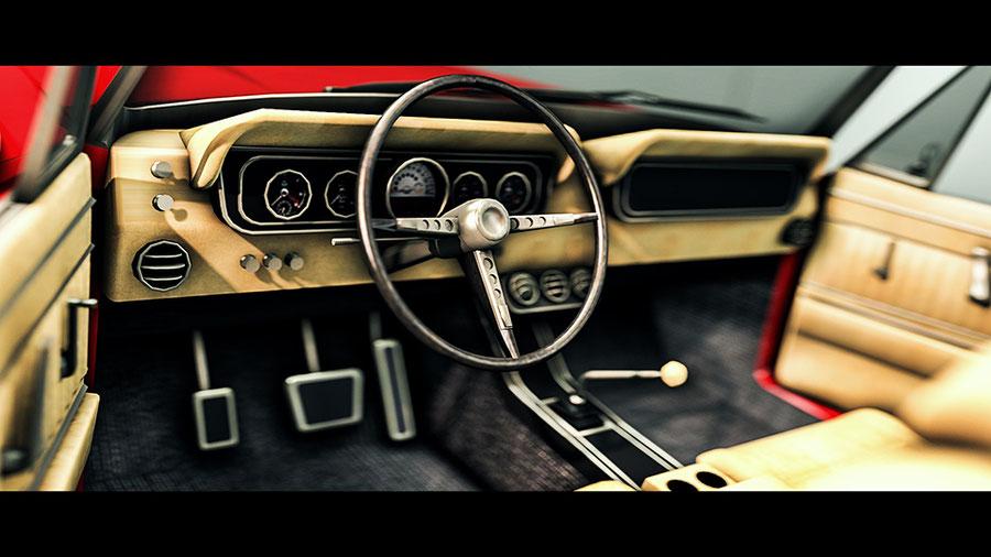 [DoA5LR] - Tina's Armstrong Cabriolet