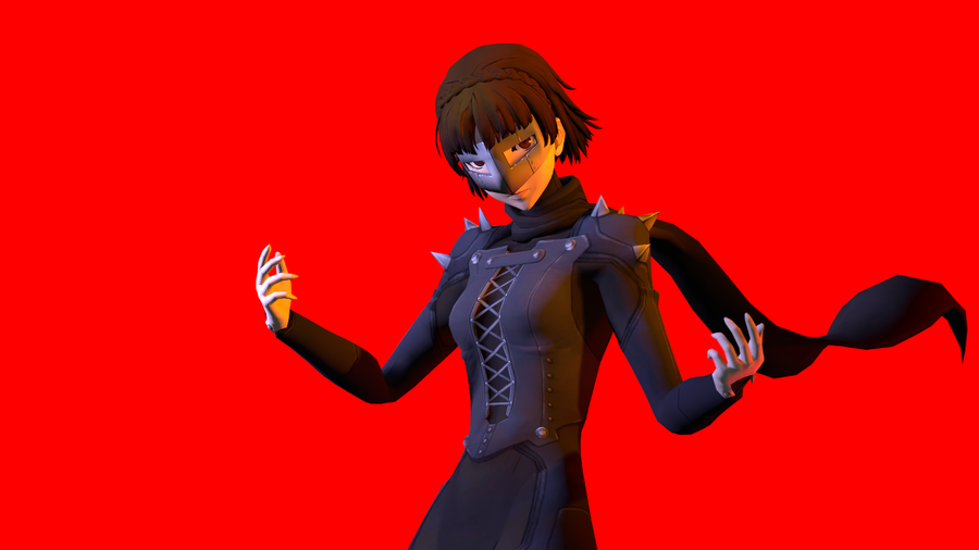 Persona 5 Model Pack