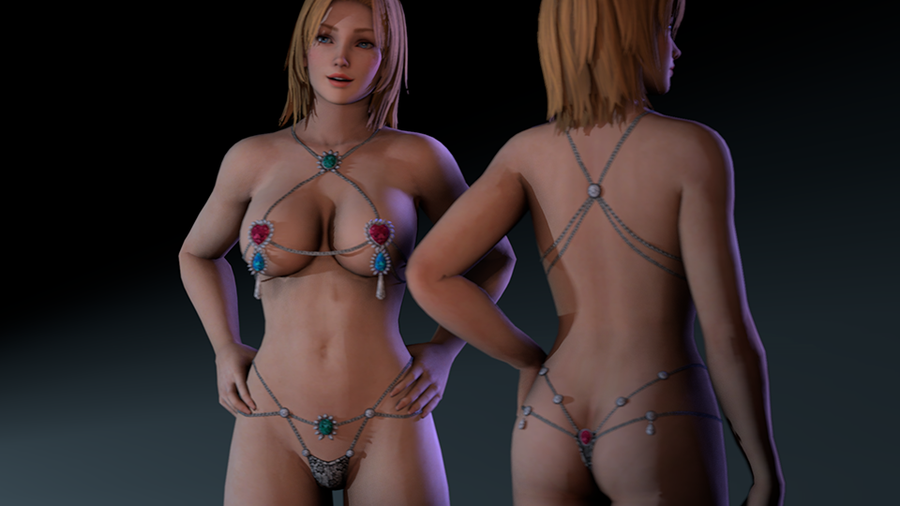 Tina Armstrong - Jewel Bikini