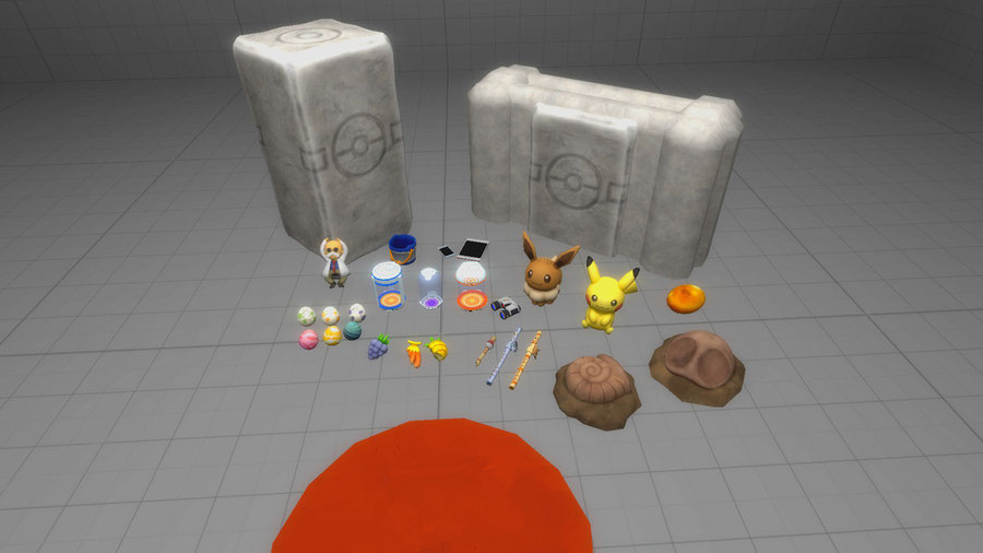 Yunpol's Pokemon: Misc. Pack