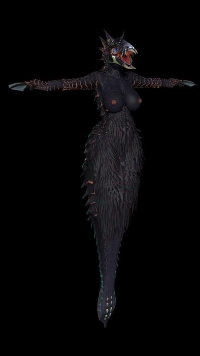 Sryptosuchus (subnautica below zero)