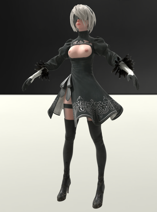 2B - Nier: Automata