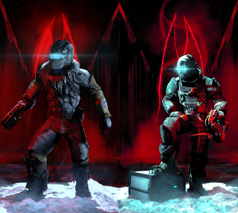 Dead Space 3 - SCAF suits