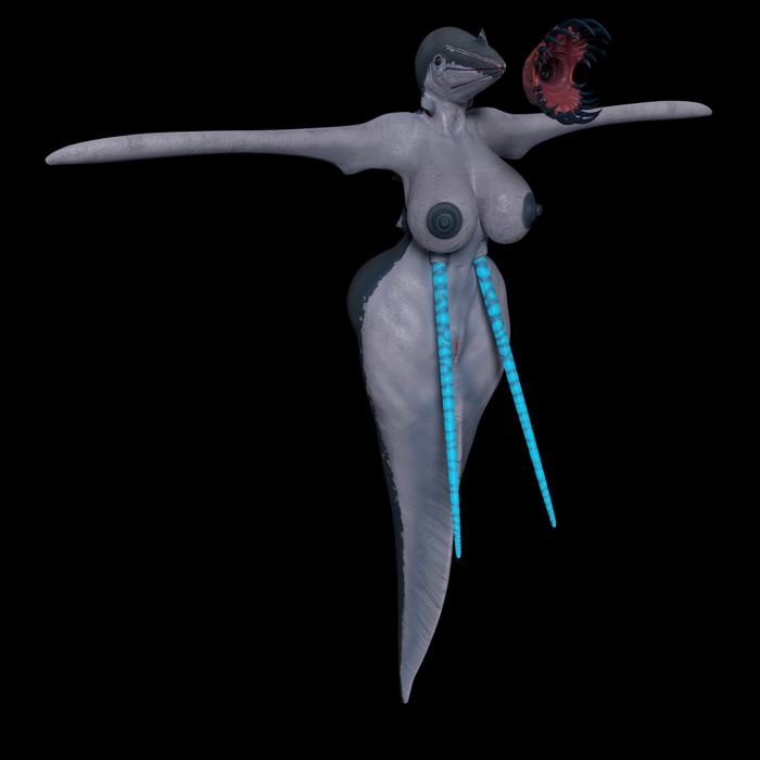 Squidshark (subnautica below zero)