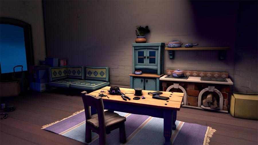 [OW] Sombra's Room