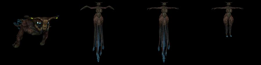 Sea emperor(subnautica)