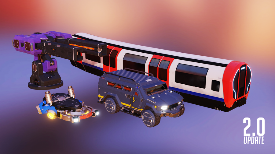 Overwatch - Vehicle Pack