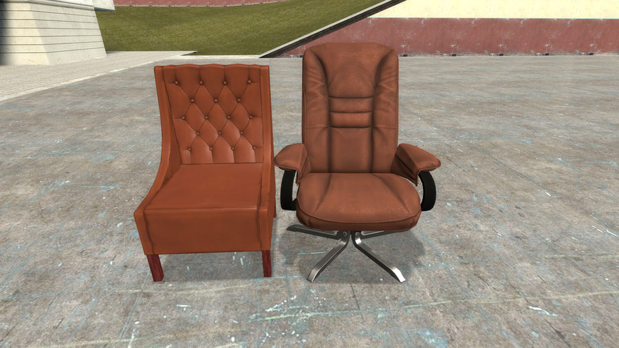 UE4 HQ Furniture Pack