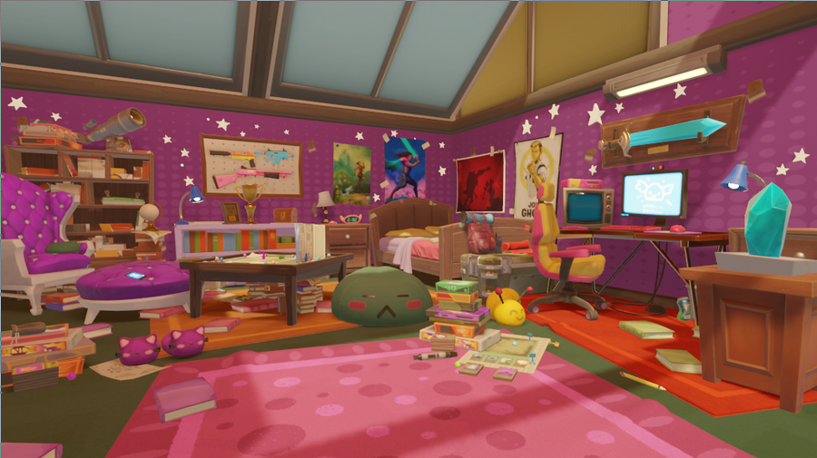 [Fortnite] Skye's Room