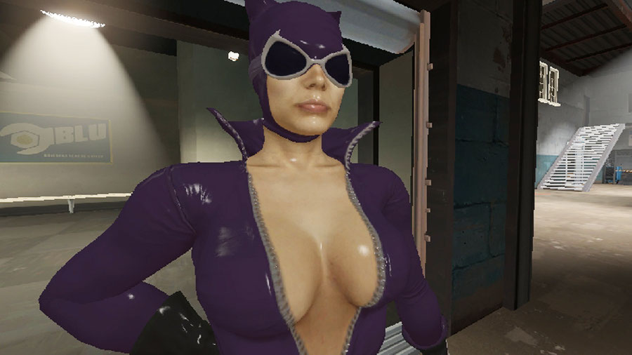 Catwoman  (MK vs DC Universe)