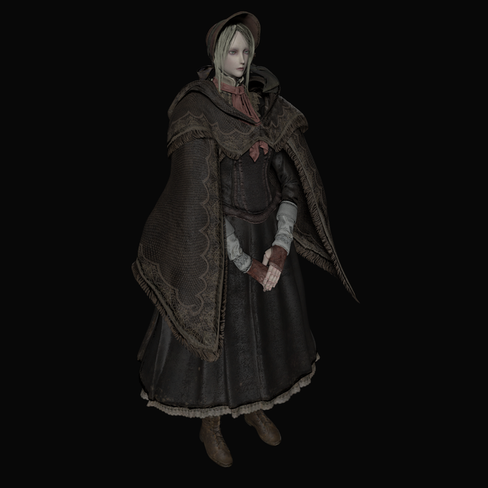 The Doll (Bloodborne)