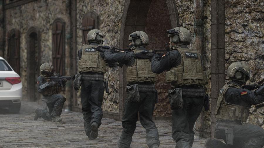 Bionic body:Rise - GSG-9 Operators