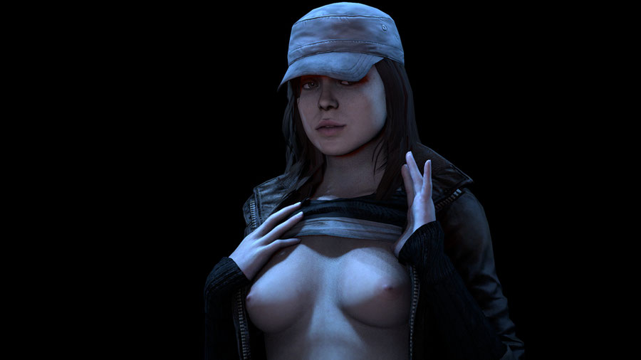 Jodie Holmes (Beyond: Two Souls
