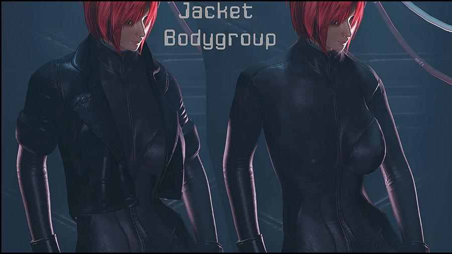 OniGITS - Suit