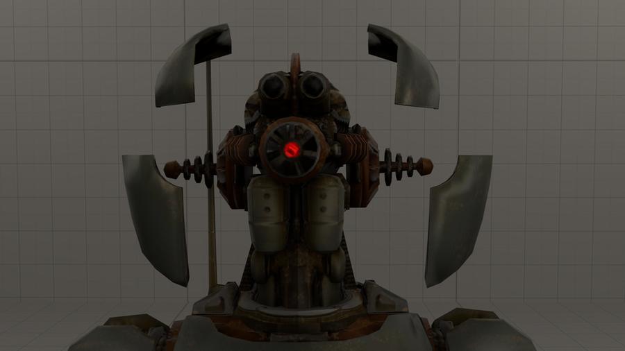 [Fallout 4] Assaultron