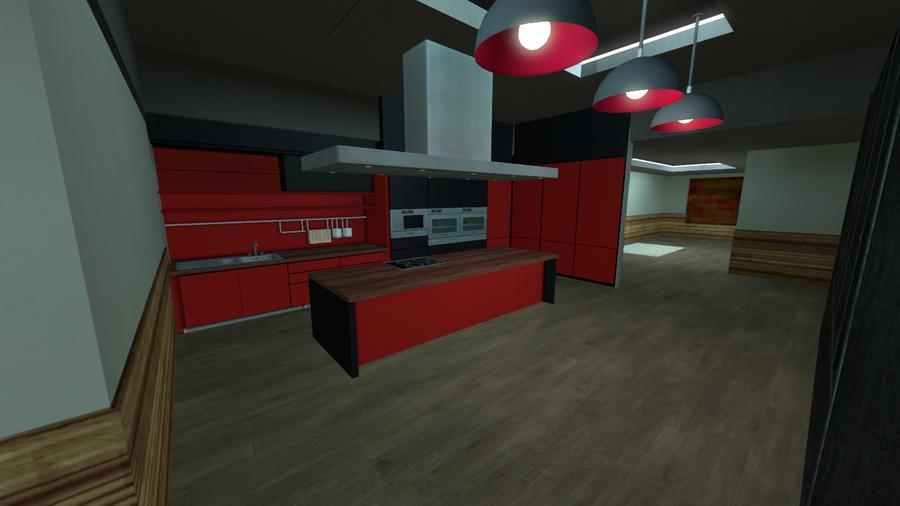[SFM] New Heaven Apartments [Update 1.0]