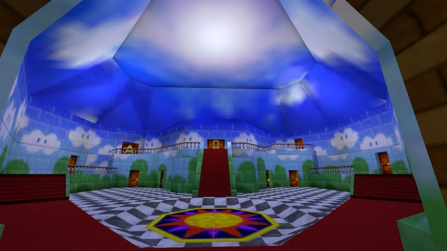 [SFM] N64 Peaches Castle [Update 1.4]
