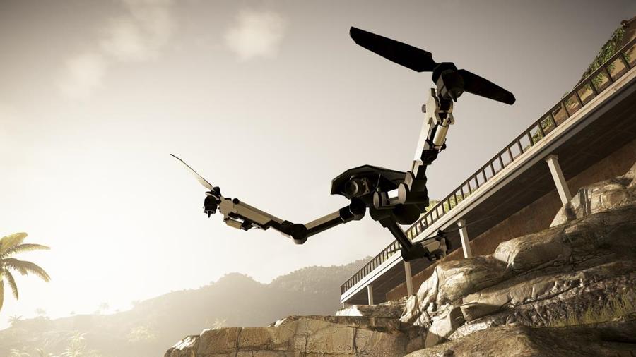 Ghost Recon: Wildlands - UAV Scout Drone