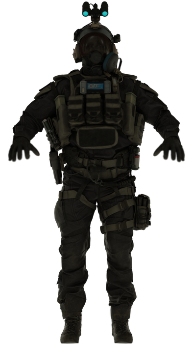 BSAA Soldier [RE:8 Resident Evil Village]