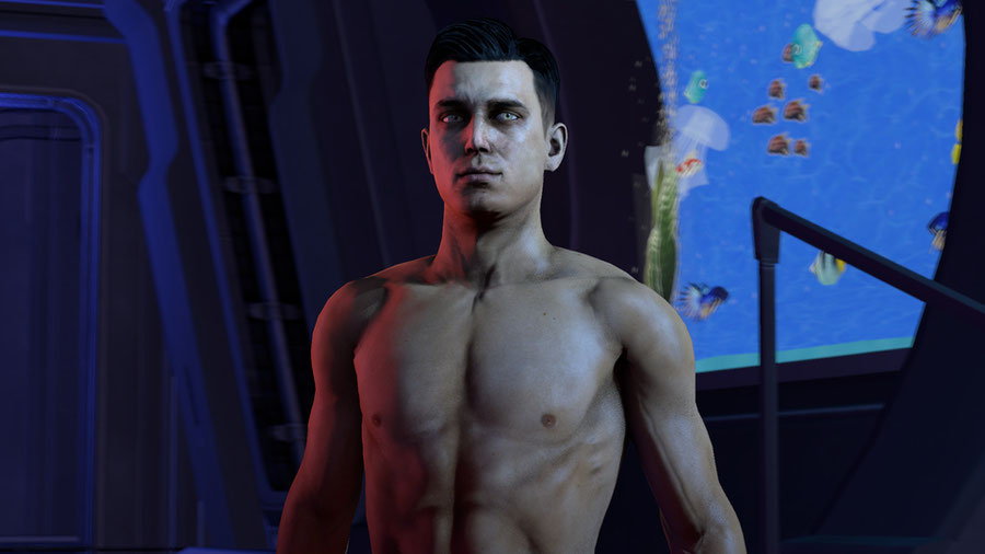 Reyes Vidal (Mass Effect: Andromeda)