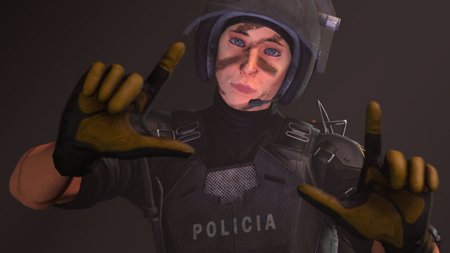 Rainbow Six Siege | Mira