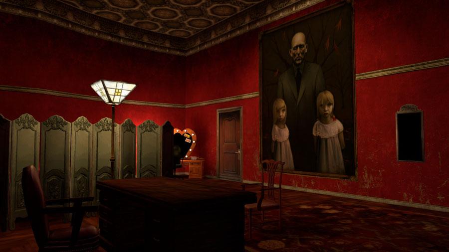 The Asylum (Vampire: The Masquerade – Bloodlines)