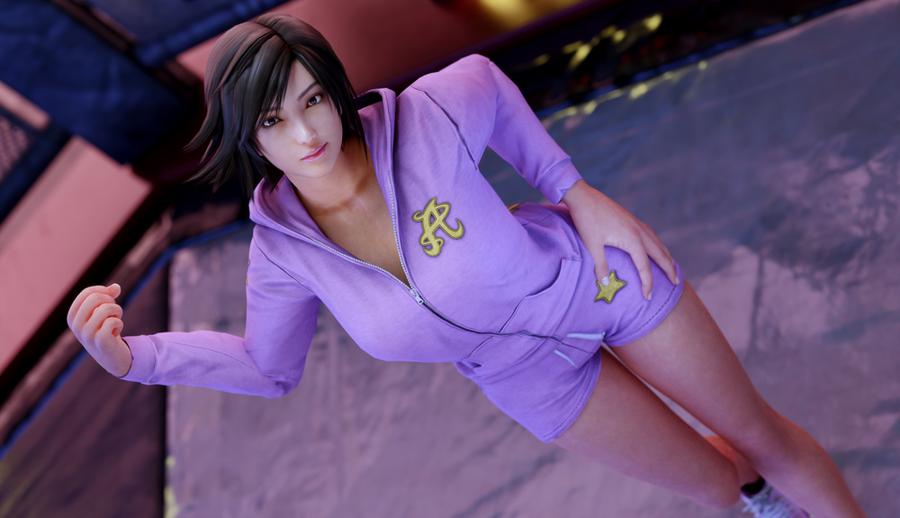 Tekken - Asuka Kazama