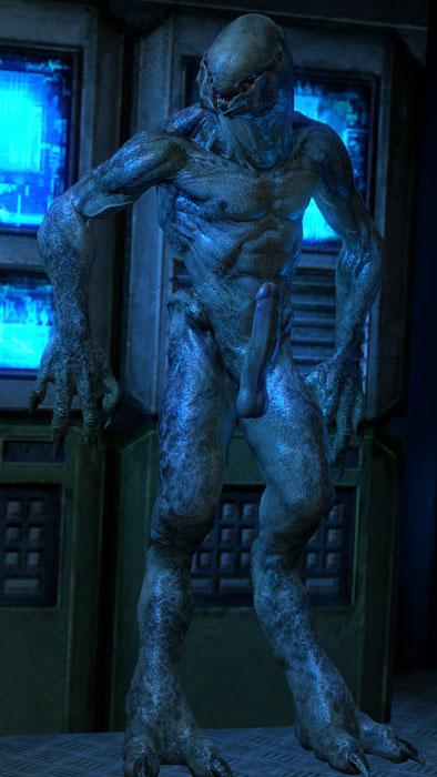Halo 4 Nude Male Elite
