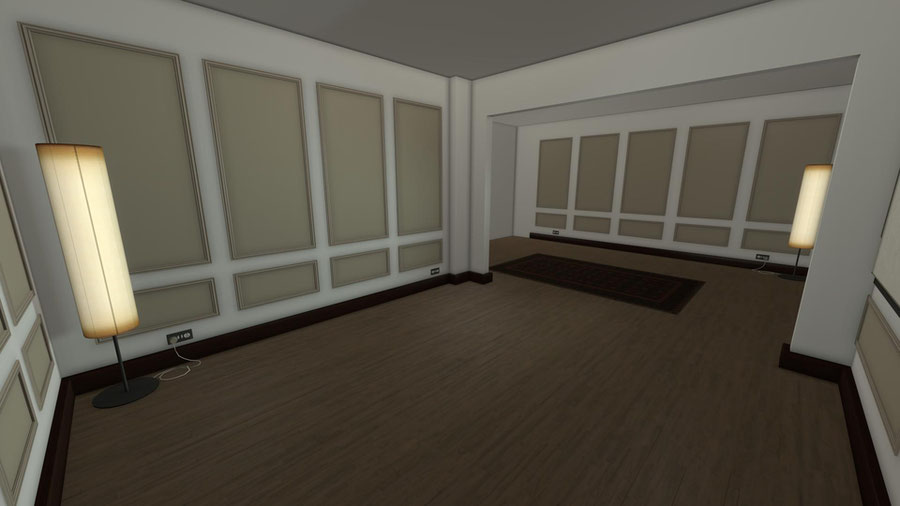 Simple bedroom [GTA V Online]