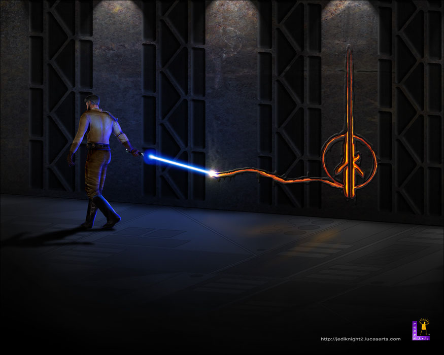 Kyle Katarn Sounds & Dialogue (Star Wars: Jedi Knight)