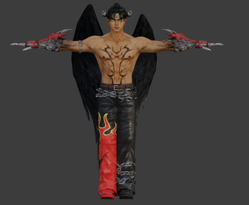 Tekken - Jin Kazama