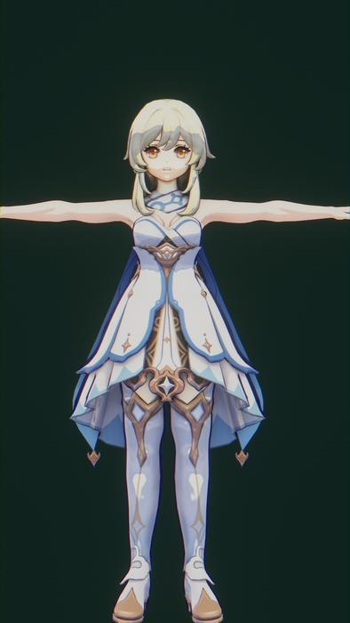 Lumine [Genshin Impact] V 1.0