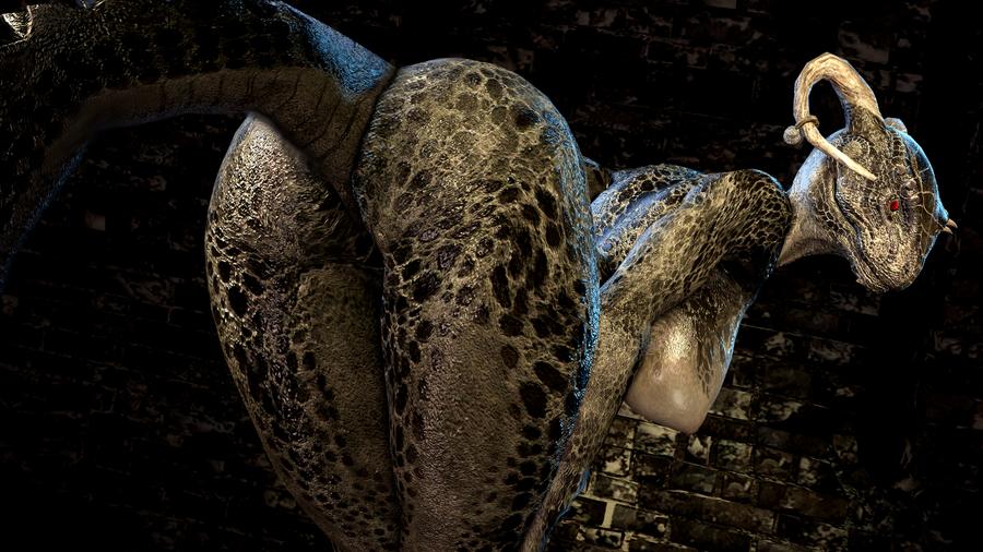 Female Argonian Redux