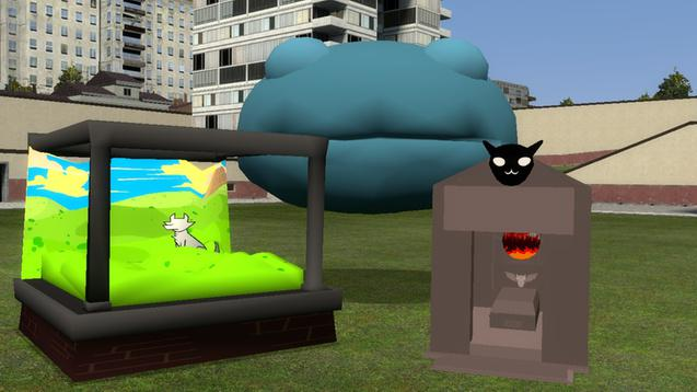 Homestuck Model Pack