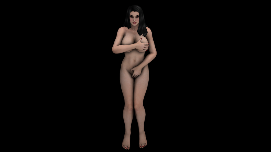 Jenny Blake Nude