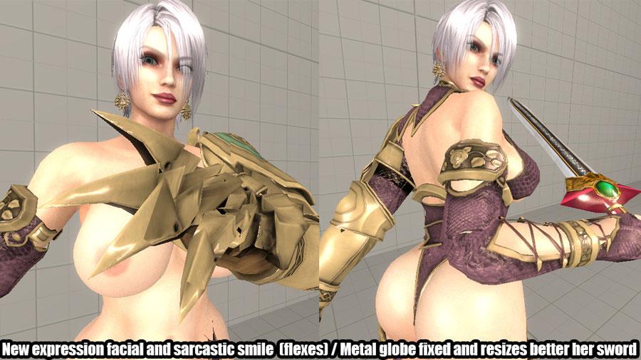 Ivy Valentine (Soul Calibur 4)