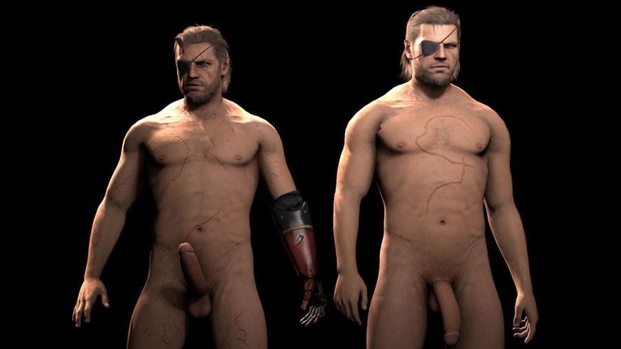 Big Boss/Venom Snake (Metal Gear Solid V)