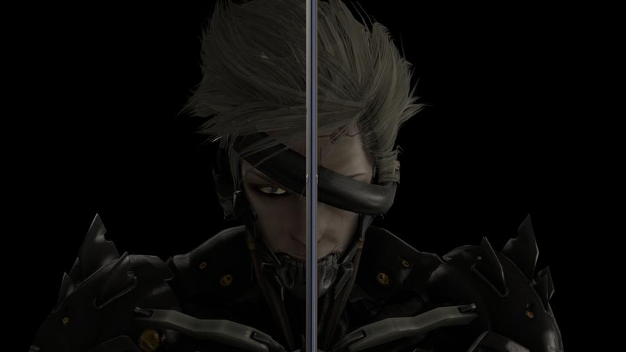 Metal Gear Rising Revengeance Raiden