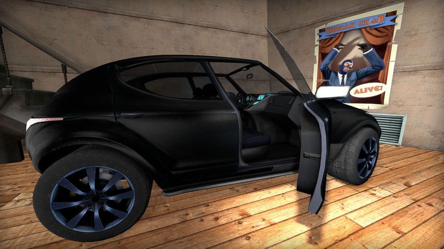 Kat car [DMC Devil May Cry]