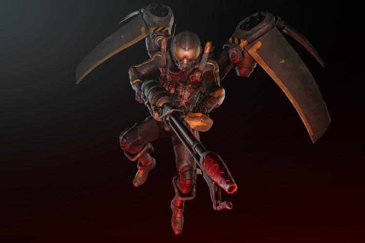 Firefly - Batman: Arkham Origins