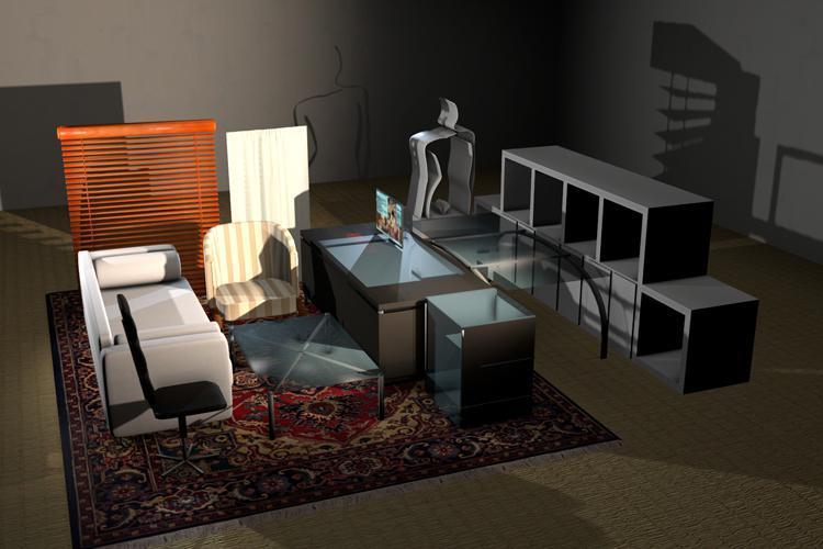 Barbell Room Pack V1