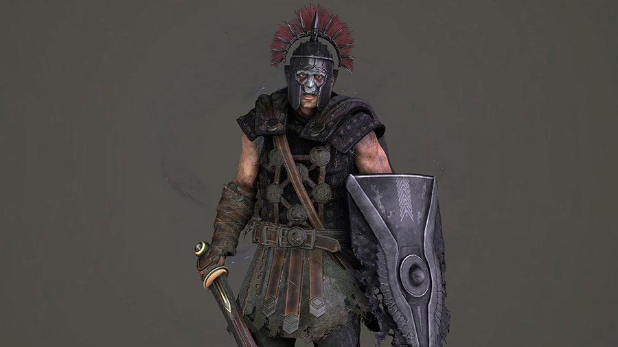 Damocles from Ryse: Son Of Rome