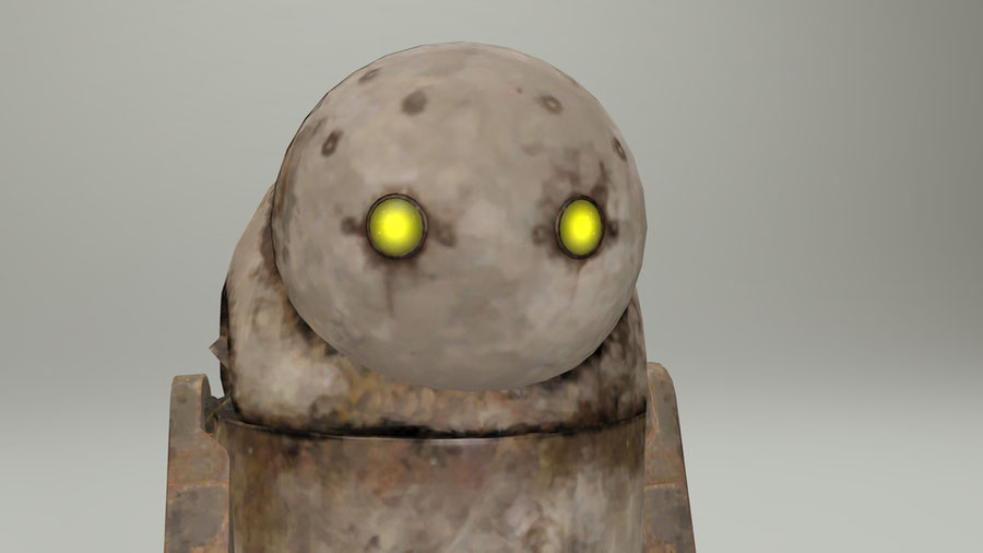 NieR: Automata Stubby Machine