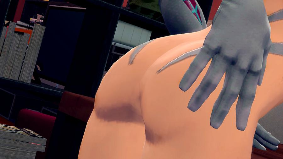 Nude Spider-Gwen Girl